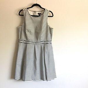 The Limited Striped Sheath Dress